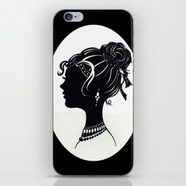Old Fashioned Vanity iPhone Skin