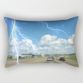 Awwww.....Summer storms!!! Rectangular Pillow