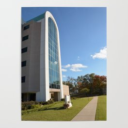 Northeastern State University - The W. Roger Webb IT Building, No. 5 Poster