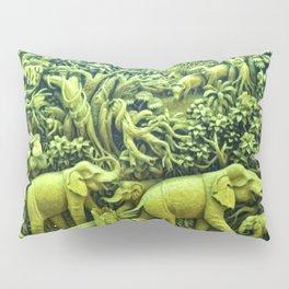 Elephant Kingdom Pillow Sham