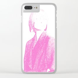 Within Colour Clear iPhone Case