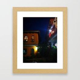 Dona Isabel Framed Art Print