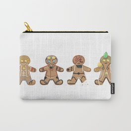 Team SSSN Gingerbread Carry-All Pouch