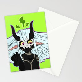 Little monster Stationery Cards