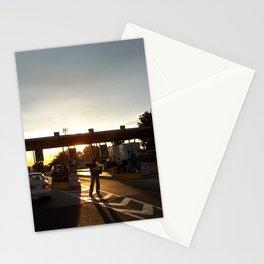 The Lake Maracaibo Bridge - IV Stationery Cards
