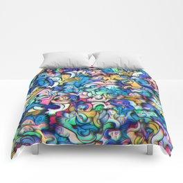 human distortion Comforters