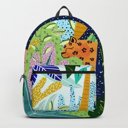 Safari #society6 #decor #buyart Backpack