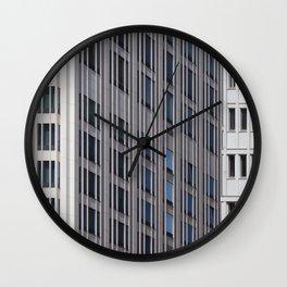 Potsdamer Platz Wall Clock