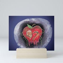 Definitely Not Poison Mini Art Print