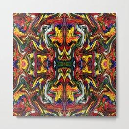 4 Square-200 Metal Print