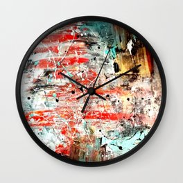 Corina Wall Clock