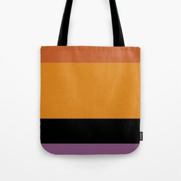 Contemporary Color Block I Tote Bag