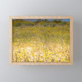 Super Bloom 7318 Paradise Joshua Tree Framed Mini Art Print