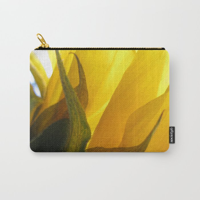 Sunflower 47 Carry-All Pouch