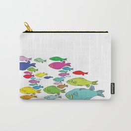FISHpaint Carry-All Pouch