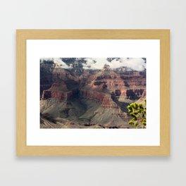 Gran Canyon 02 Framed Art Print