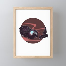 Mine! Framed Mini Art Print