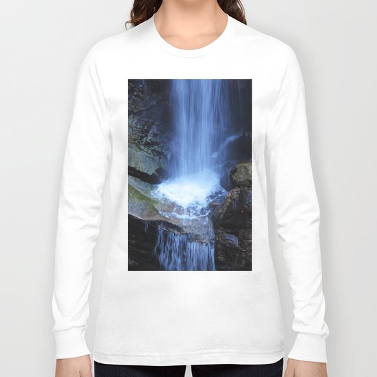 Fonias River Samothrace Greece Long Sleeve T-shirt