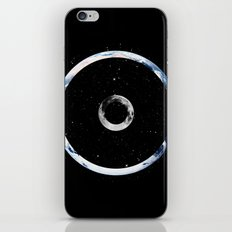 Terra Luna iPhone & iPod Skin