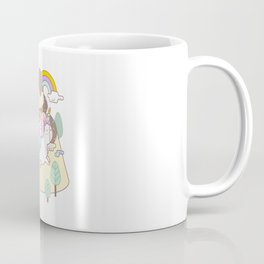 Bubu the Guinea pig, Unicorn Coffee Mug