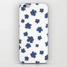 Hawaiian Tropical Florals iPhone & iPod Skin