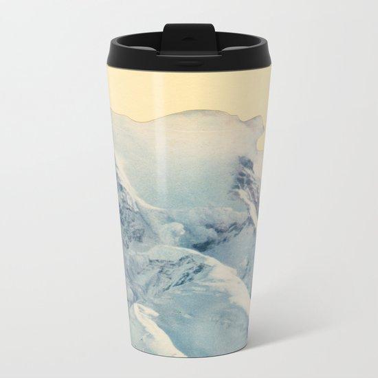 Avalanche Metal Travel Mug
