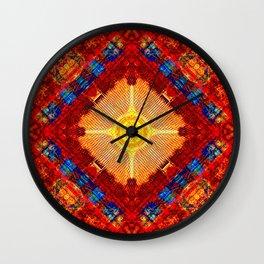 Motherboard Madness Wall Clock