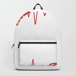 Post Heart Surgery Get Well Bypass Recovery  Backpack