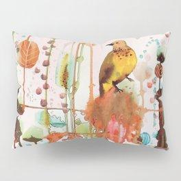 demander la joie Pillow Sham
