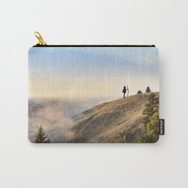 Adventurous  Carry-All Pouch