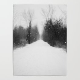 Blister In The Snow Poster