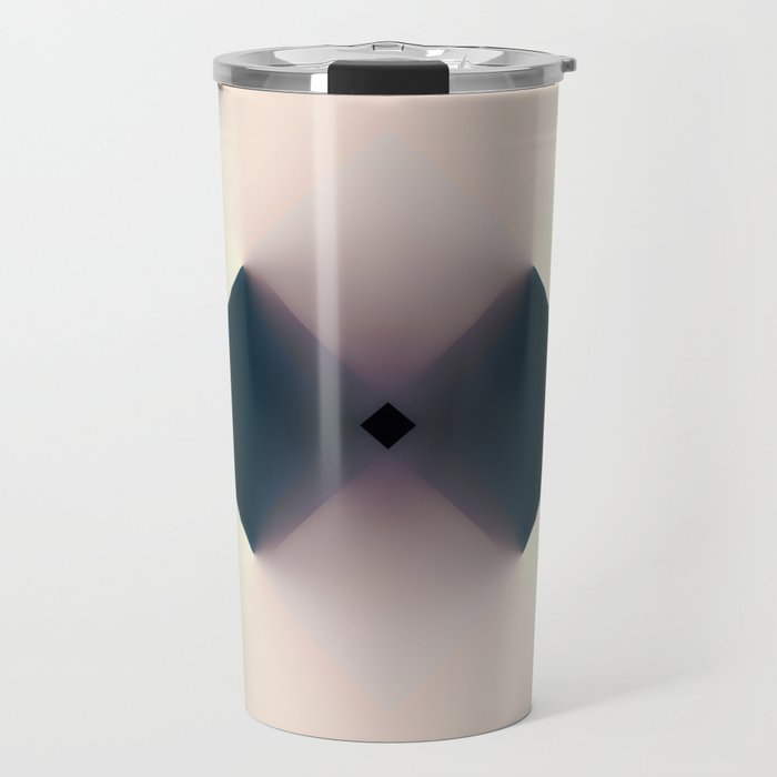 Two Means One Travel Mug