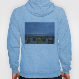 Sunset on the North Sea Coast Hoody
