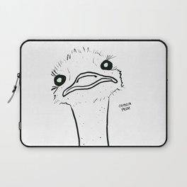 Ostrich Pride Laptop Sleeve