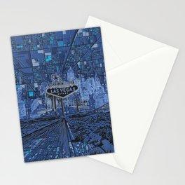 las vegas Stationery Cards