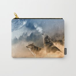 Moonrise Howl Carry-All Pouch