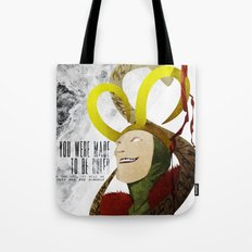 Made to be Ruled : Loki Tote Bag