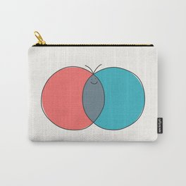 Butterfly Diagram Carry-All Pouch