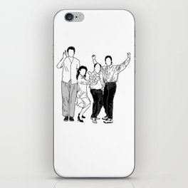 Seinfeld iPhone Skin