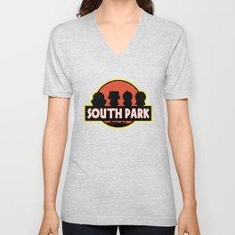 SouthPark - Jurassic Parody Unisex V-Neck