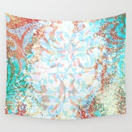 Douce passion - Sweet feeling Wall Tapestry