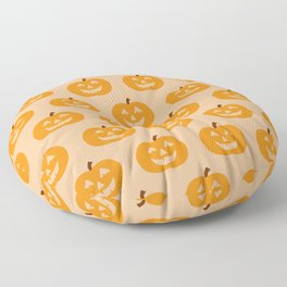 Cute Pumpkins Floor Pillow