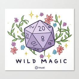 Wild Magic Canvas Print