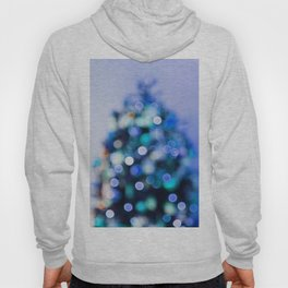 So this is Christmas in blue Hoody