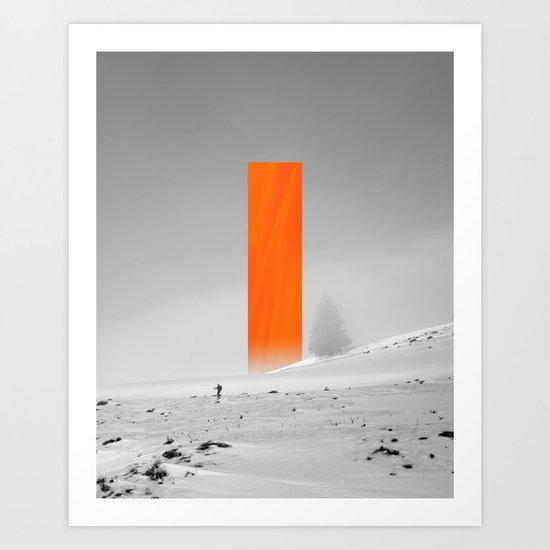 J/26 Art Print