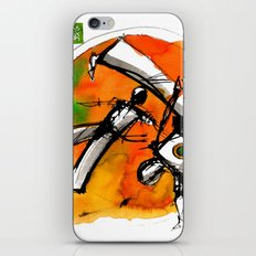 Capoeira 752 iPhone & iPod Skin