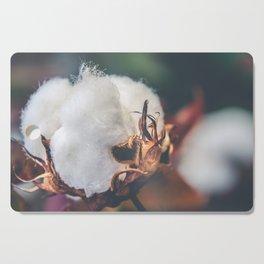 Cotton Flower Cutting Board