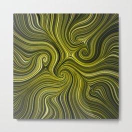 Electric Field Art XLVIII Metal Print