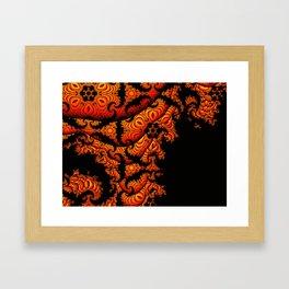 Fractal Design #2 Framed Art Print