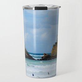 Biarritz Surfers Travel Mug